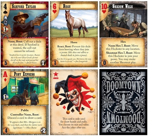 Doomtown Reloaded cards