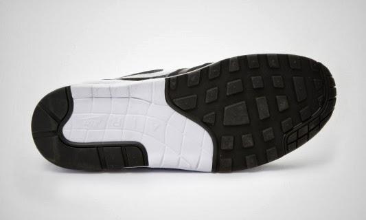 Nike Air Max 1 PRM Tape (schwarz / grau)