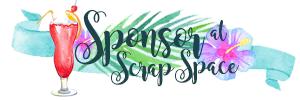 Мы являемся спонсорами в Scrap Space!