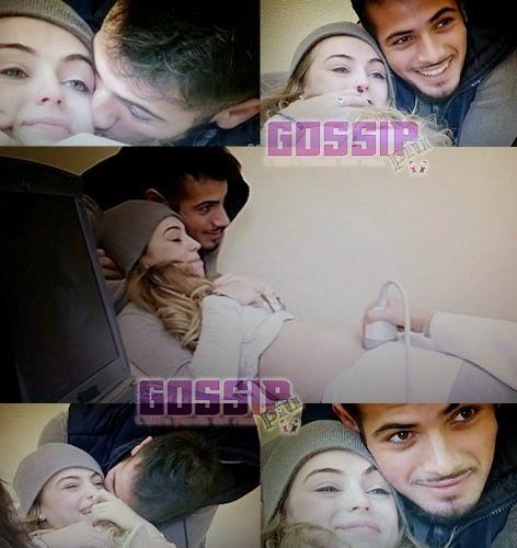 Alessia Cammarota incinta