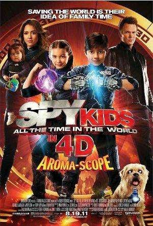 Film Spy Kids 4: All the Time in the World (2011)