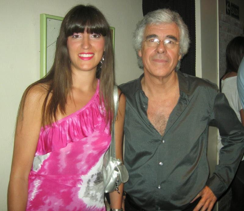 """Con el Director de """"Casa XI"""""""