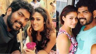 Nayanthara and Vignesh Sivan's selfies inside the caravan goes viral on internet