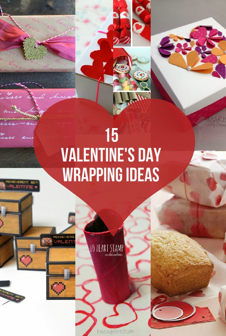 Vikalpah 15 Valentine S Day Gift Wrapping Ideas