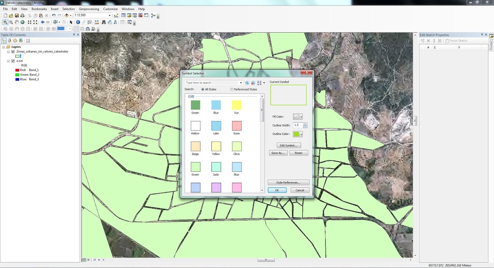 CATASTROPIA: Tutorial para hacer modelo de valores catastrales por ...