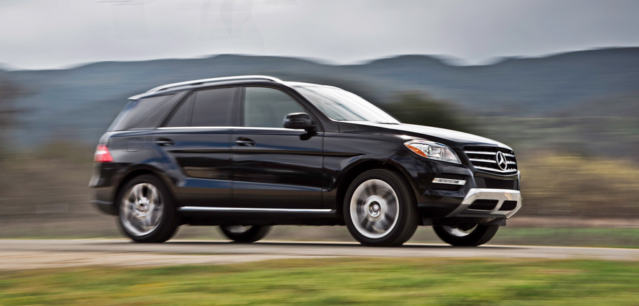 2016 Mercedes Benz ML350 Bluetec