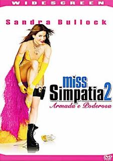 Miss Simpatia 2: Armada e Perigosa - Dublado