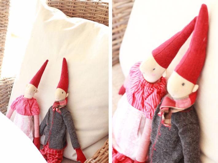 Amalie loves Denmark Maileg Weihnachtswichtelpaar 2012