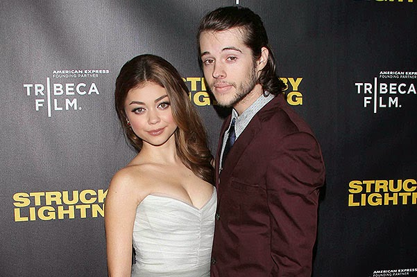 Matt Prokop banned from approaching the Sarah Hyland