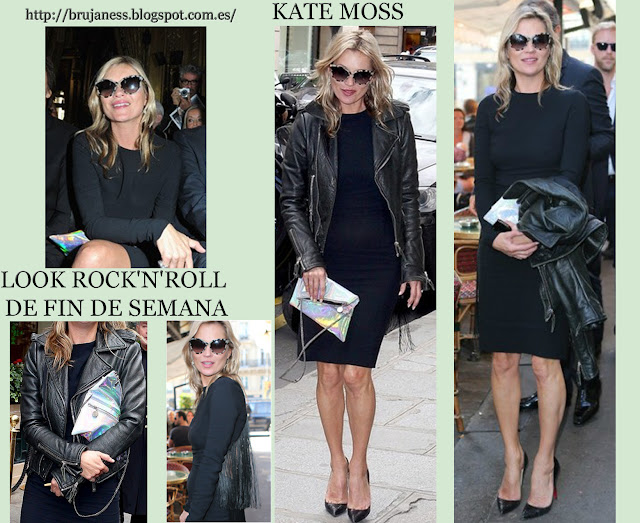 Kate Moss Stella McCartney Paris Fashion Week 2012-2013.