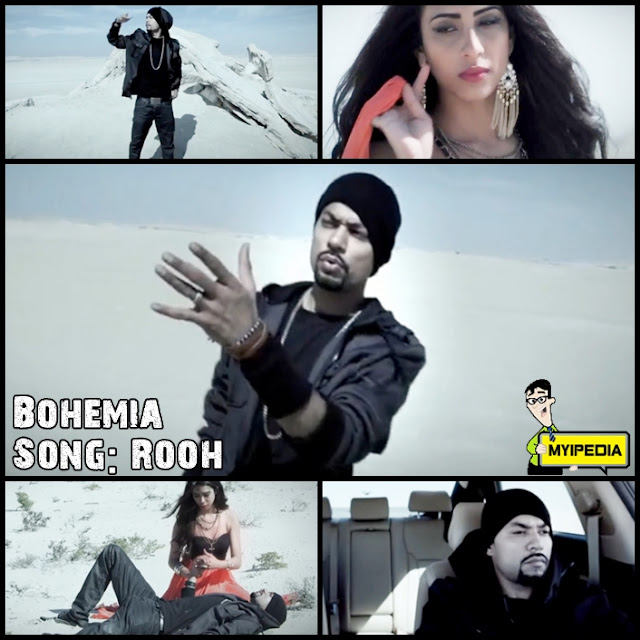 Bohemia - Rooh  Audio Video Bohemia Rooh