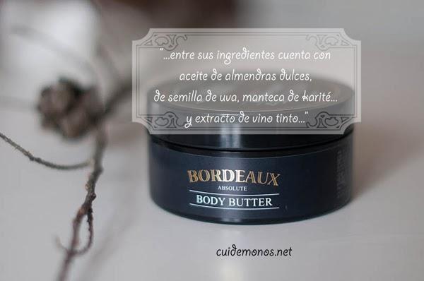 Bordeaux Absolute Body Butter