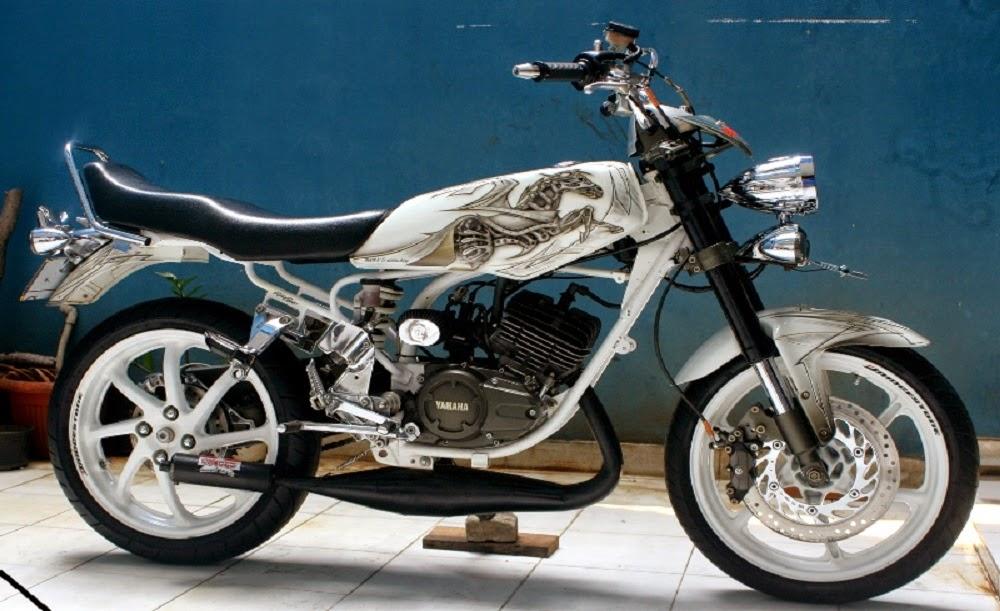modifikasi motor rx king terbaru
