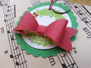 fresh crafts blog: gift tag exchange