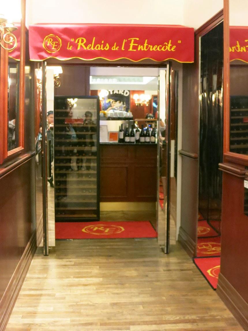 """le """"Relais de l'Entrecôte"""" - 來自巴黎的牛扒名店 ~ 一同來掃甜吧!"""