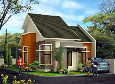 Contoh Desain Rumah Sederhana Yang Menarik