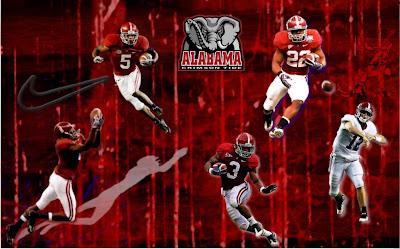 Alabama Football Desktop