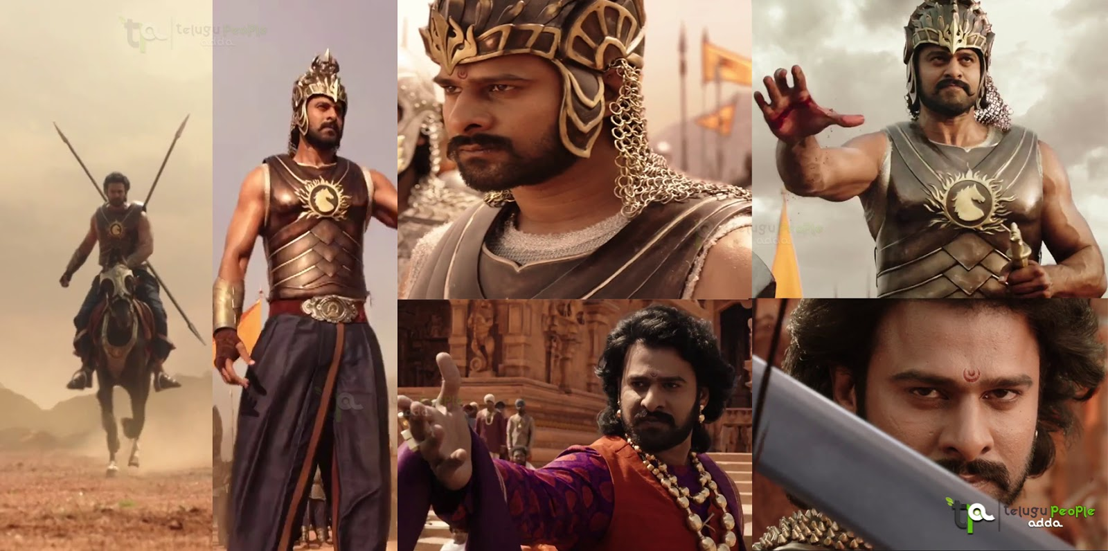 prabhas latest hd stills from baahubali movie | photos