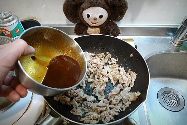 豚レタスみそ炒めの作り方(2)