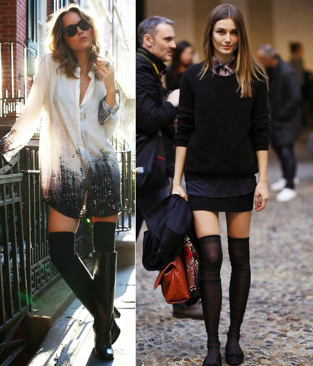 street-style-outfit-fashion-knee-high-socks-mini-skirt