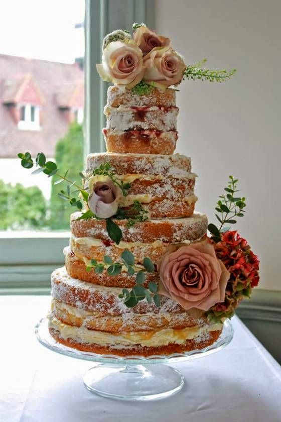 Naked Wedding Cakes is the latest Wedding Cake Design ...