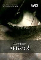 """Portada de """"Abismos"""" de David Jasso"""