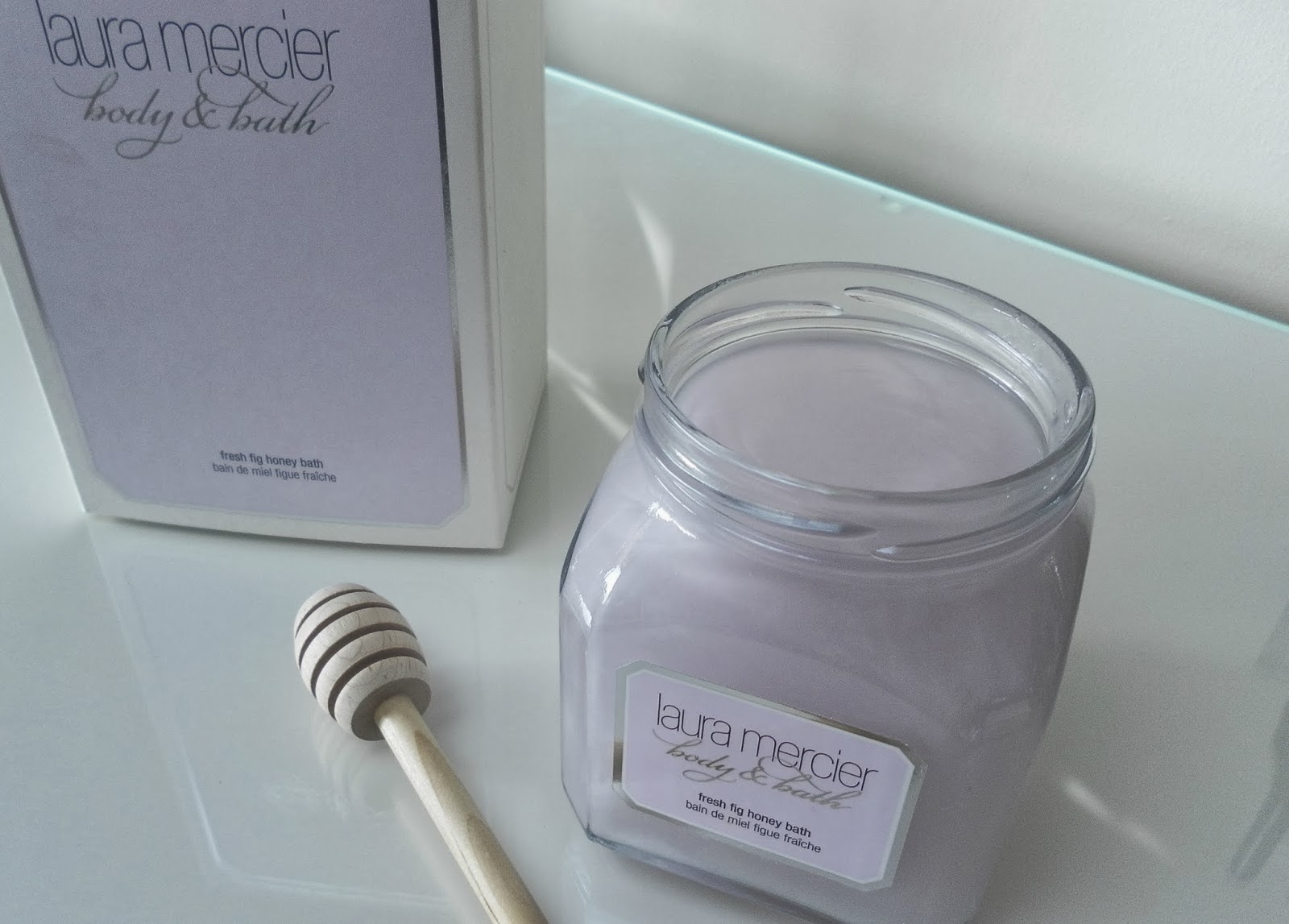 Laura Mercier Fresh Fig Honey Bath & Body