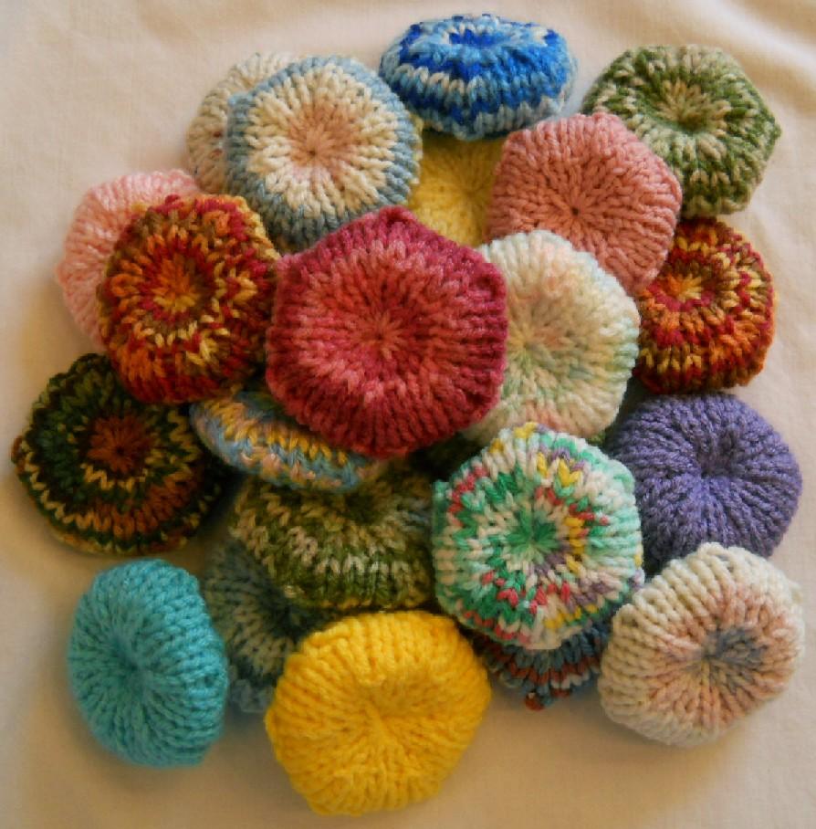 Loom Lore: Pile-o-puffs