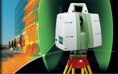 3d laser modeling