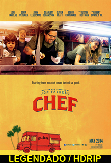 Assistir Chef Legendado 2014