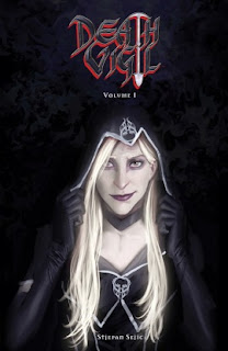 Death Vigil graphic novel cover