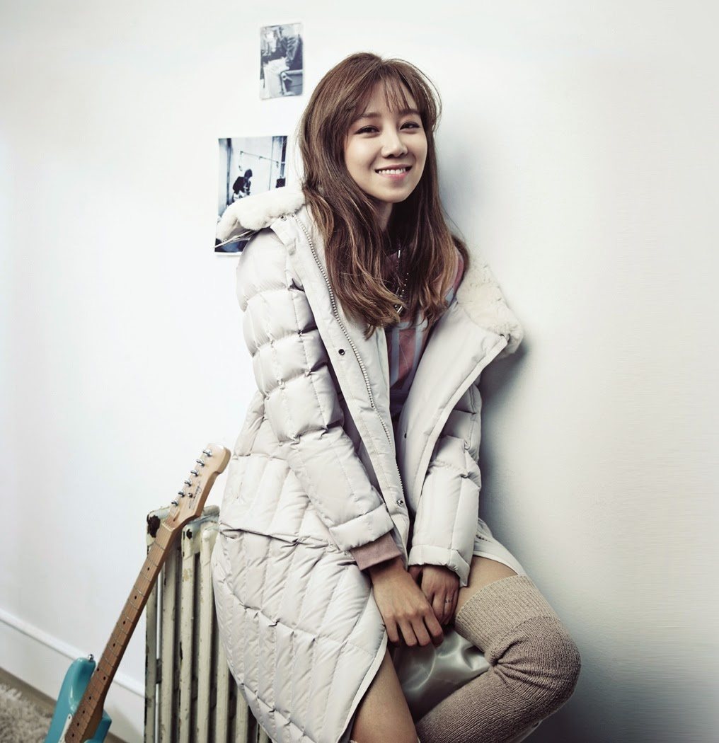 Gong Hyo Jin - 2econd floor Fall Winter 2014