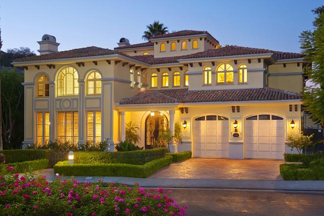 Beverly Hills Mediterranean Style House Dularlifestyle