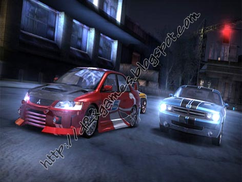 Free Download Games - Need For Speed Carbon