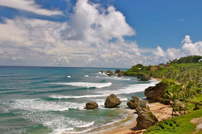 Parlour-Beach-Bathsheba-Barbados-holiday