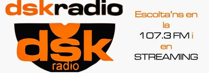 DSK Radio, emetent per la 107.3 de la FM.