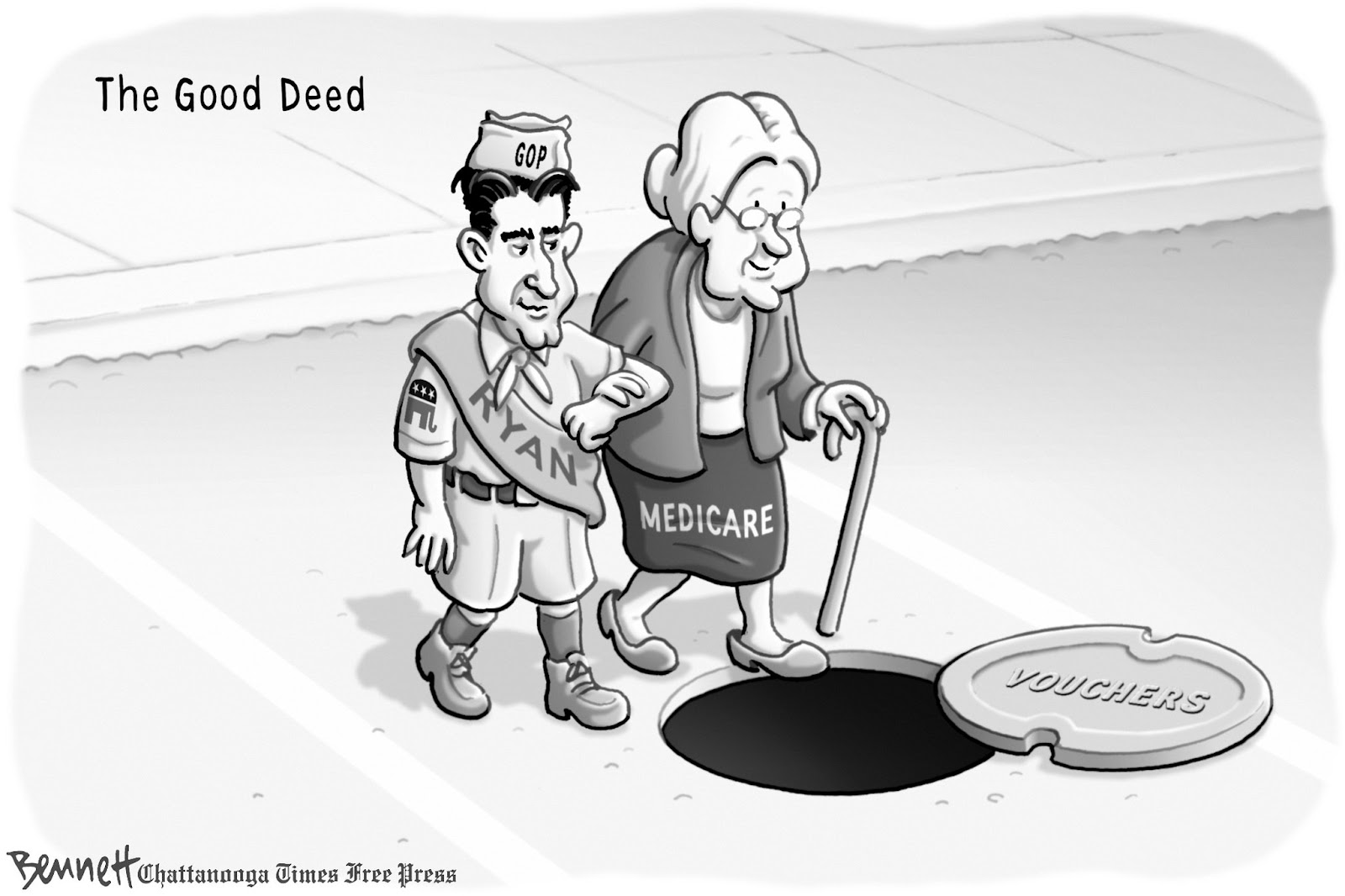 paul ryan boy scout