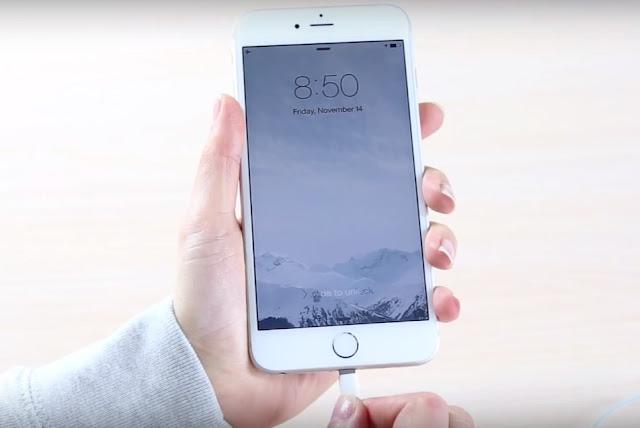 iphone 6s plus usb