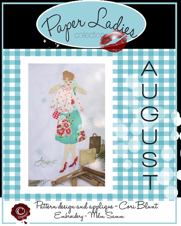 August Paper Ladies