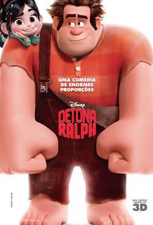 Detona Ralph   DVDScr AVI Dual Áudio + RMVB Dublado