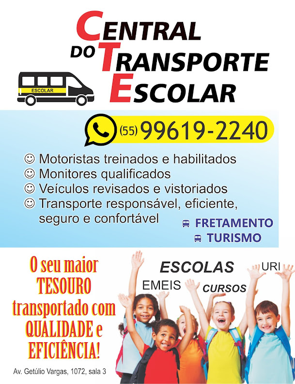 Central do Transporte Escolar