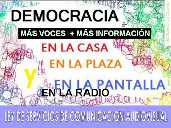 Ley de Medios de la democracia