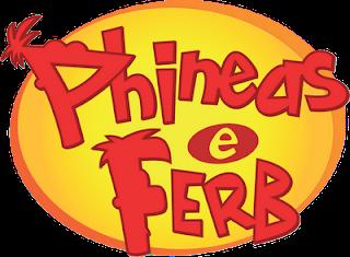 Logo do desenho animado Phineas e Ferb