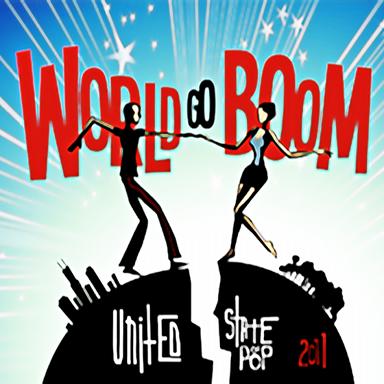 DJ EARWORM - UNITED STATE OF POP 2011 (WORLD GO BOOM ...