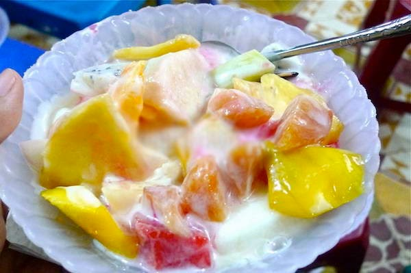 (Salad Hoa Quả) - Mixture Salad Fruits