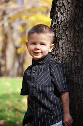 Titus Timothy age 3