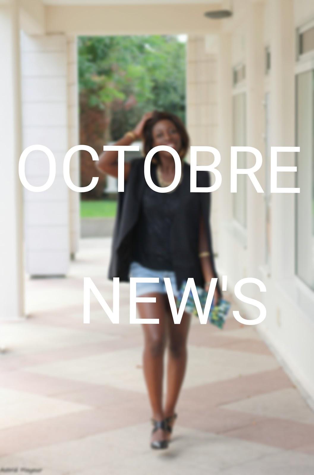 news d'octobre www.mayasalifestyle.fr