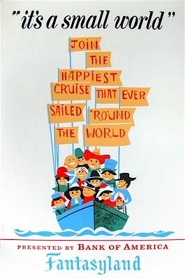 Insights and Sounds: Disneyland Attraction Posters: The ...