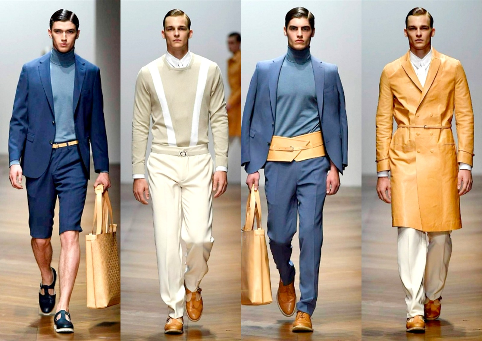 Mens, Daks London, MMFW, Milan Fashion Week, Milano Moda Uomo, Menswear Collection,