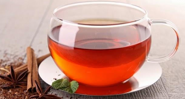 Receita de chá de especiarias